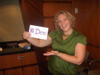 Hi Dee!!!