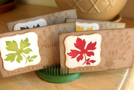 Autumn Placecards