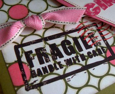 LSC #64 fragile