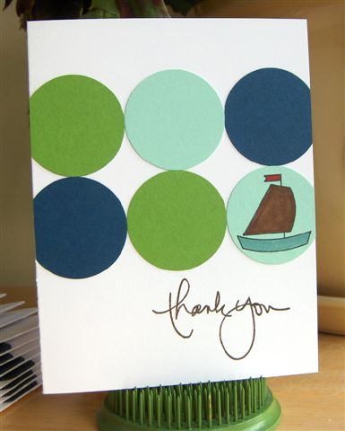 Miranda's Thank You cards 2