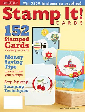 Stamp It Cover.