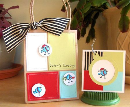 Elzybells gift bag