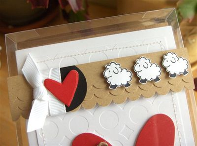 Embellish - Parties card box