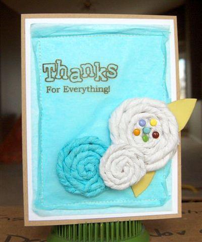 PTI Tissue Paper Blog Hop
