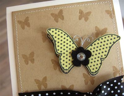 Embellish Butterflies close up