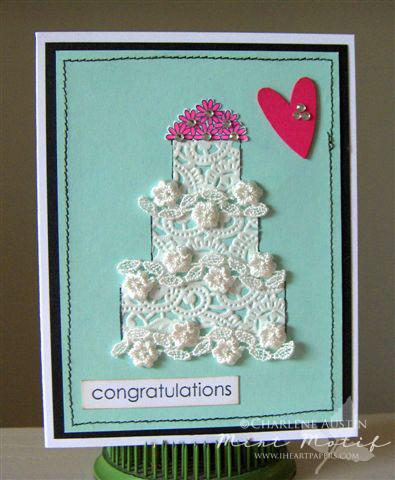 MM Cake Heart