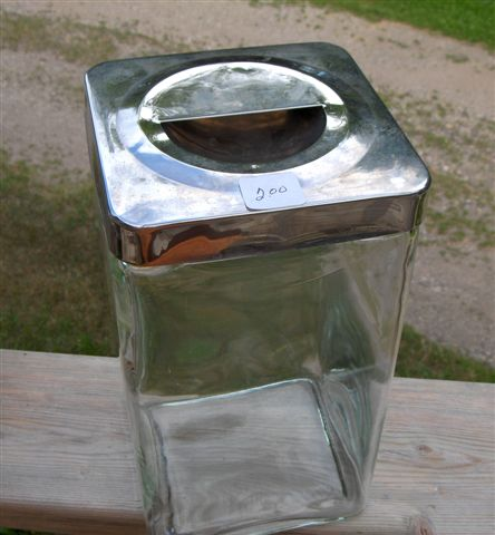 Square Jar Lid