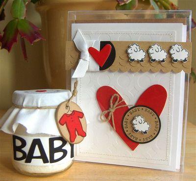 Embellish - Parties jar & box