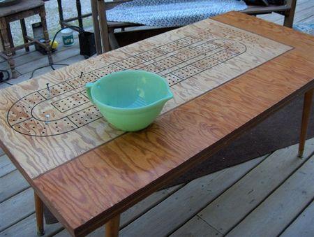 Crib board