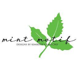 Mint Motif Logo