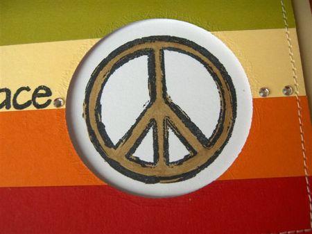 Peace Sign cu