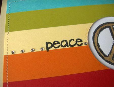 Peace Sign sent