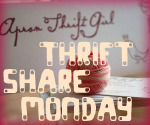 Apron Thrift Girl Share Monday