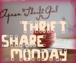 Apron Thrift Girl Share Monday