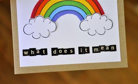 Char Rainbow sent