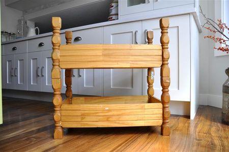 Doll bunkbeds