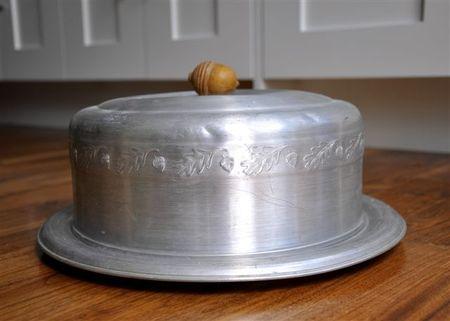 Acorn cake cover
