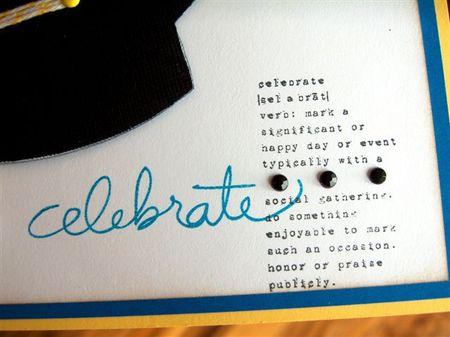 Celebrate Grad sent