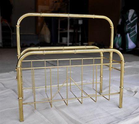 Brass mag