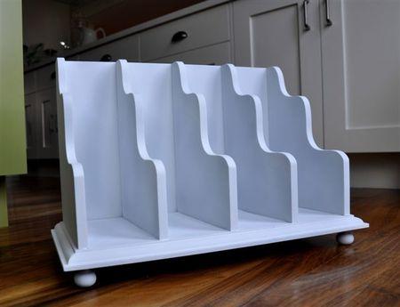 Wood Mag white