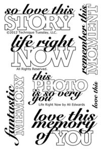 Technique-Tuesday-SAE-Life-Right-Now-Clear-Stamps-Medium