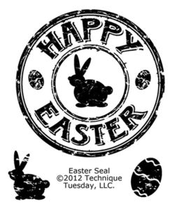 Technique-Tuesday-Easter-Seal-Clear-Stamps-Medium